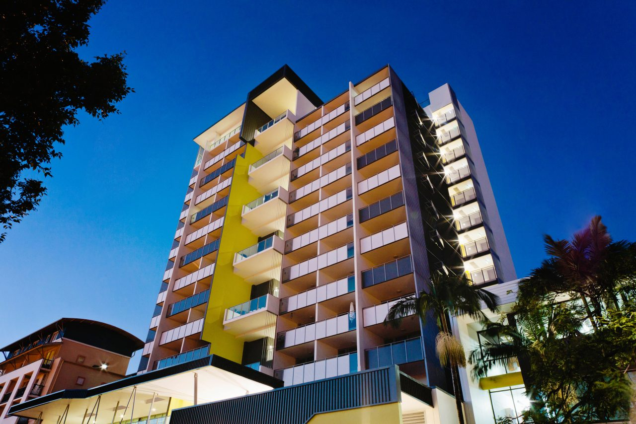 Building image of Brisbane Common Ground, Hope Street, South Brisbane